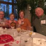 3-23-18 Wakulla Lodge  Huel and Kay Wheeler,   Ralph and Sally Trott Sperling