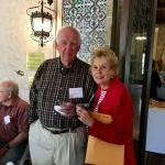 3-23-18 Wakulla Lodge John McEachern and Linda Palmer