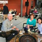 3-24-18 Edison Clayt Tommy & Susan Thompson, Betsy Blessington