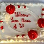 3-24-18 Edison Welcome cake